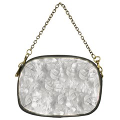 Abstract In Silver Chain Purse (one Side) by StuffOrSomething