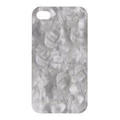 Abstract In Silver Apple Iphone 4/4s Hardshell Case by StuffOrSomething