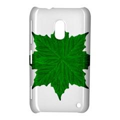 Decorative Ornament Isolated Plants Nokia Lumia 620 Hardshell Case by dflcprints
