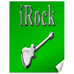 iRock Canvas 12  x 16  (Unframed) by SaraThePixelPixie