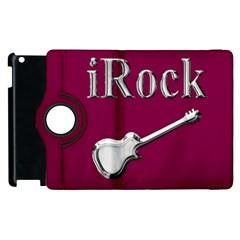Irock Apple Ipad 2 Flip 360 Case