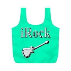Irock Reusable Bag (m) by SaraThePixelPixie