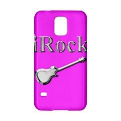 Irock Samsung Galaxy S5 Hardshell Case  by SaraThePixelPixie