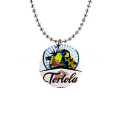 Tortola Button Necklace by Tropics