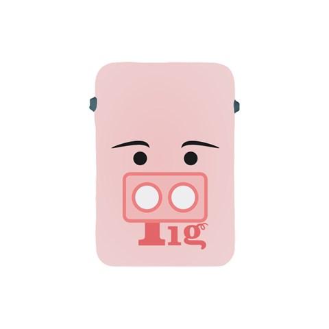 Pig By X   Apple Ipad Mini Protective Soft Case   8thc5o7u1ura   Www Artscow Com Front
