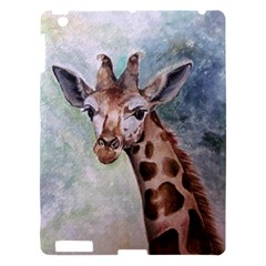 Giraffe Apple Ipad 3/4 Hardshell Case by ArtByThree