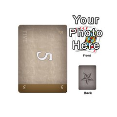Jack Goldengamer Generic Game Money  1 By Chris Puram   Playing Cards 54 (mini)   S8kz35p0yokb   Www Artscow Com Front - SpadeJ
