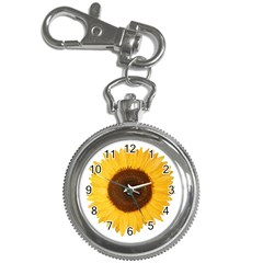 Sunflower Key Chain Watch by sdunleveyartwork