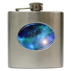 Amazing Universe Hip Flask by StuffOrSomething