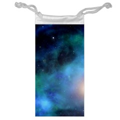 Amazing Universe Jewelry Bag by StuffOrSomething