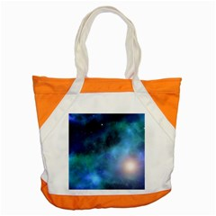 Amazing Universe Accent Tote Bag by StuffOrSomething