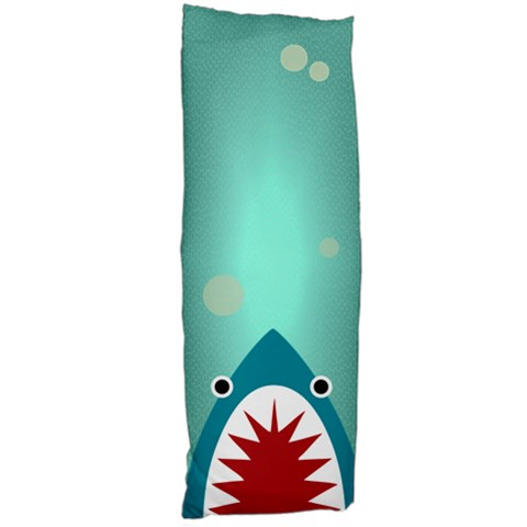 Shark By X   Body Pillow Case (dakimakura)   Iupk0f67to0f   Www Artscow Com Body Pillow Case