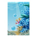 ocean - Shower Curtain 48  x 72  (Small)