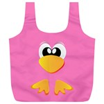 bird - Full Print Recycle Bag (XL)