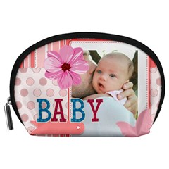 Baby By Baby   Accessory Pouch (large)   M3hca8mja609   Www Artscow Com Front