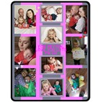 For Peyton - Fleece Blanket (Medium)
