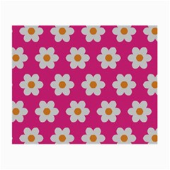 Daisies Glasses Cloth (small) by SkylineDesigns