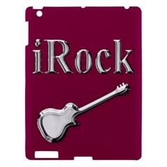 Irock Apple Ipad 3/4 Hardshell Case by SaraThePixelPixie