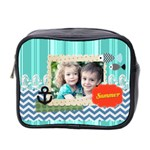 summer - Mini Toiletries Bag (Two Sides)