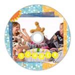kids - CD Wall Clock