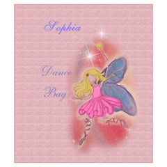 Dance Drawstring Pouch (small) By Deborah   Drawstring Pouch (small)   Cart5ab1kxau   Www Artscow Com Front