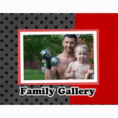 Family By Family   Wall Calendar 11  X 8 5  (12 Months)   4q45zsu554es   Www Artscow Com Month