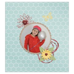 Drawstring Pouch: Moments3 By Jennyl   Drawstring Pouch (large)   Qplsyc3ady6j   Www Artscow Com Front