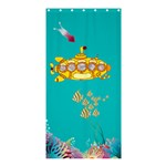 family travel - Shower Curtain 36  x 72  (Stall)