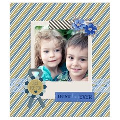 Summer By Summer Time    Drawstring Pouch (small)   Pdmkut0dxw4i   Www Artscow Com Front