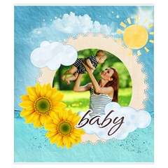Summer By Summer Time    Drawstring Pouch (small)   Cbuk4bhf2pen   Www Artscow Com Front