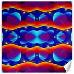 Planet Something Canvas 12  X 12  (unframed) by SaraThePixelPixie