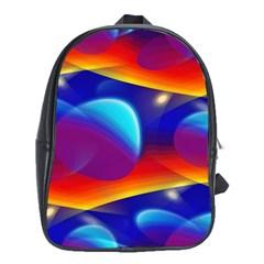 Planet Something School Bag (XL)