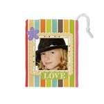 kids - Drawstring Pouch (Medium)