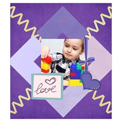 Kids By Kids   Drawstring Pouch (small)   Ig3wu9qgol34   Www Artscow Com Back