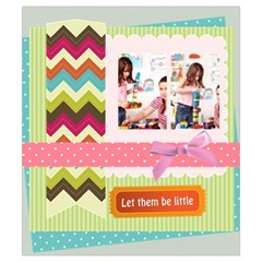 Kids By Kids   Drawstring Pouch (small)   4c10x6ecjcij   Www Artscow Com Back