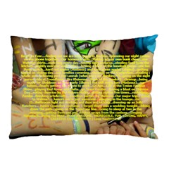 Camp Pillow By Gila Weg   Pillow Case (two Sides)   Decx5xun19wc   Www Artscow Com Back