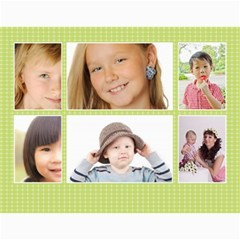 Kids By Kids   Wall Calendar 11  X 8 5  (12 Months)   C0iy41a6zlrf   Www Artscow Com Month