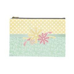 Bag For Becca By Rebecca Shields   Cosmetic Bag (large)   Em8rzomoehy9   Www Artscow Com Front