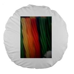 0718141618 18  Premium Round Cushion  by trainrek