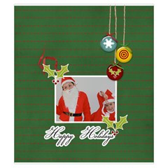 Drawstring Pouch (s) : Happy Holidays By Jennyl   Drawstring Pouch (small)   Aodfx9x772fx   Www Artscow Com Front