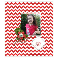 Drawstring Pouch (s) : Chevron Red By Jennyl   Drawstring Pouch (small)   Fbi2aph9mlgt   Www Artscow Com Front
