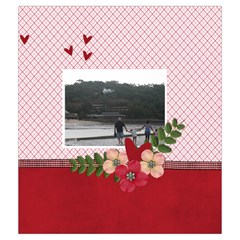 Drawstring Pouch (m): Love By Jennyl   Drawstring Pouch (medium)   Dzr8tf0q19o2   Www Artscow Com Front