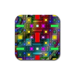 Abstract Modern Drink Coasters 4 Pack (Square) by StuffOrSomething