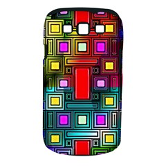 Abstract Modern Samsung Galaxy S III Classic Hardshell Case (PC+Silicone) by StuffOrSomething