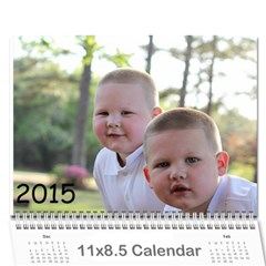 Steph By Kathleen   Wall Calendar 11  X 8 5  (12 Months)   Fjhhv94qfe38   Www Artscow Com Cover
