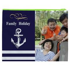 Family By Family   Cosmetic Bag (xxxl)   Tvca43ix1lal   Www Artscow Com Back
