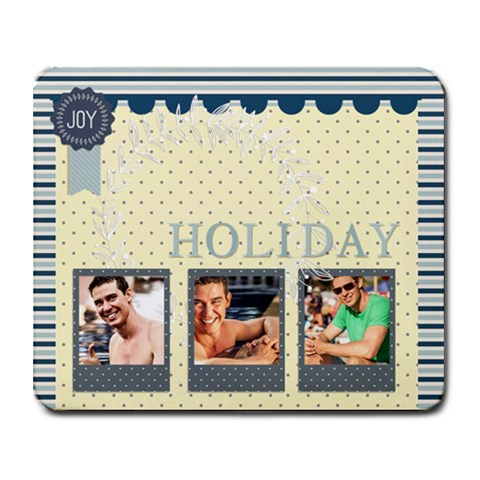 Summer By Summer Time    Collage Mousepad   Dszak3l777gf   Www Artscow Com 9.25 x7.75 Mousepad - 1