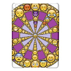Circle Of Emotions Apple Ipad Air Hardshell Case by FunWithFibro