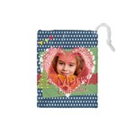 christmas - Drawstring Pouch (Small)