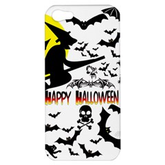 Happy Halloween Collage Apple Iphone 5 Hardshell Case by StuffOrSomething